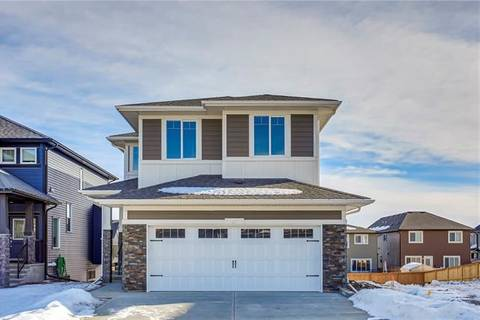 House for sale at 47 Banded Peak Vw Okotoks Alberta - MLS: C4284609