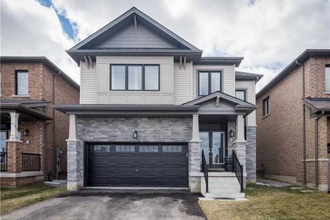 House for sale at 47 Bedrock Dr Hamilton Ontario - MLS: X4411275