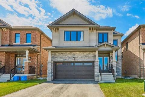 House for sale at 47 Bedrock Dr Hamilton Ontario - MLS: X4545588