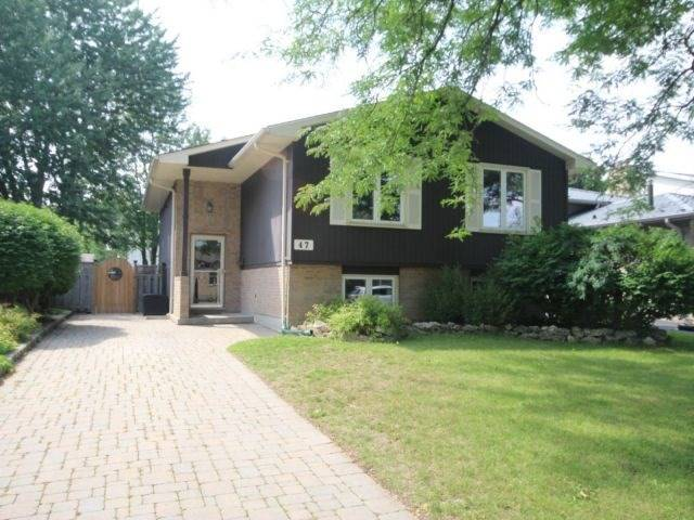House for sale at 47 Beechbank Crescent London Ontario - MLS: X4229966