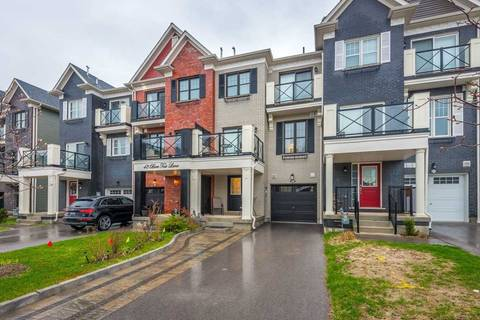 Townhouse for sale at 47 Bert Tait Ln Whitchurch-stouffville Ontario - MLS: N4436833