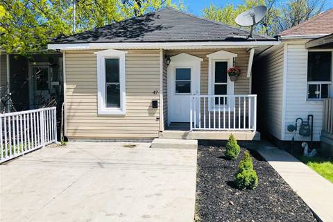House for rent at 47 Biggar Ave Hamilton Ontario - MLS: X4518053