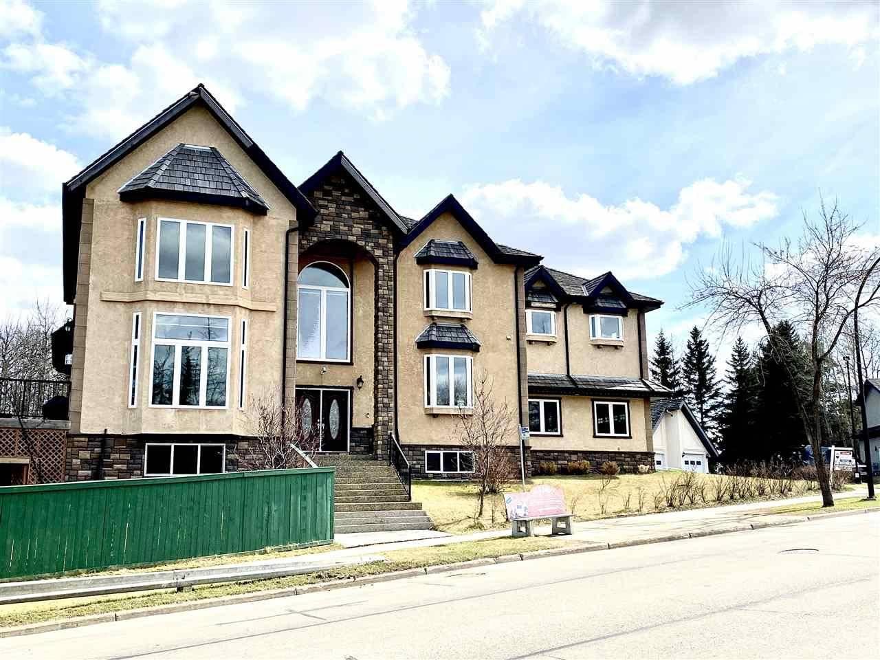 House for sale at 47 Blackburn Dr Sw Edmonton Alberta - MLS: E4187183