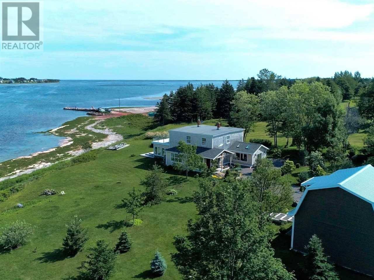 House for sale at 47 Bonang Rd Oyster Bed Bridge Prince Edward Island - MLS: 201822296