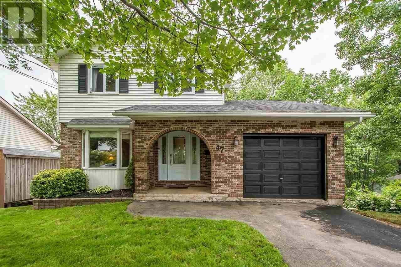 House for sale at 47 Bonita Dr Dartmouth Nova Scotia - MLS: 202012566