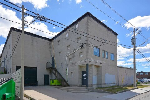 Commercial property for sale at 47 Booth Ave Toronto Ontario - MLS: E5003578