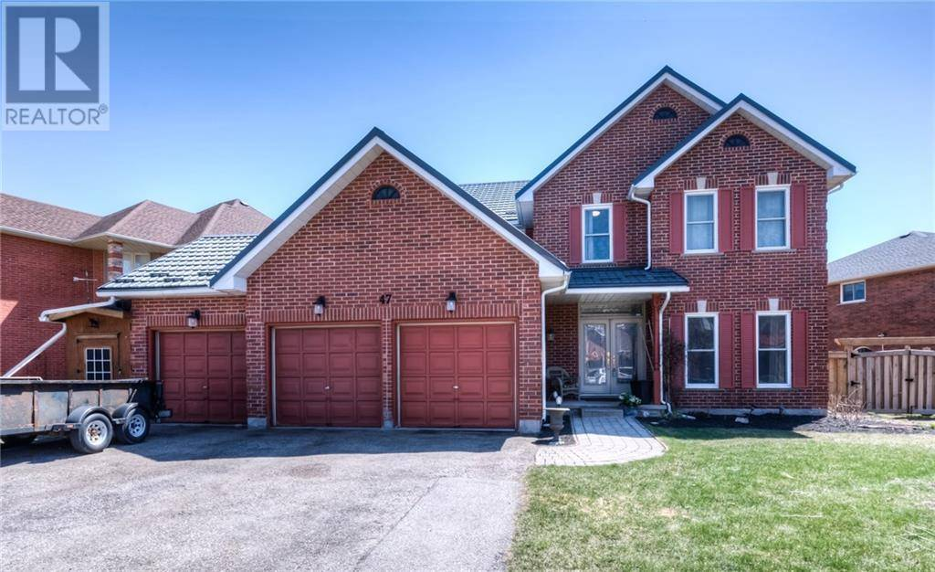 House for sale at 47 Brewster Pl Cambridge Ontario - MLS: 30787862