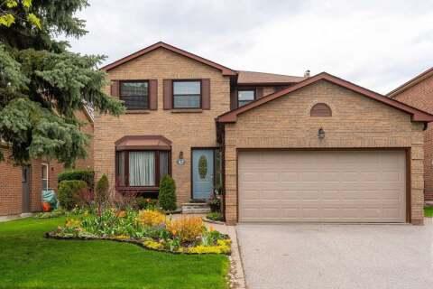 House for sale at 47 Buchanan Dr Markham Ontario - MLS: N4766558