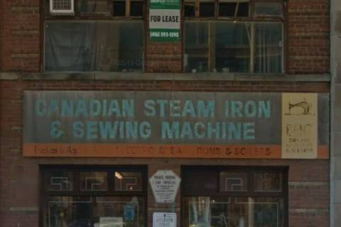 Commercial property for lease at 47 Camden St Toronto Ontario - MLS: C4677904