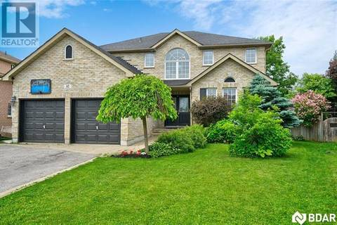 House for sale at 47 Carley Cres Barrie Ontario - MLS: 30743284
