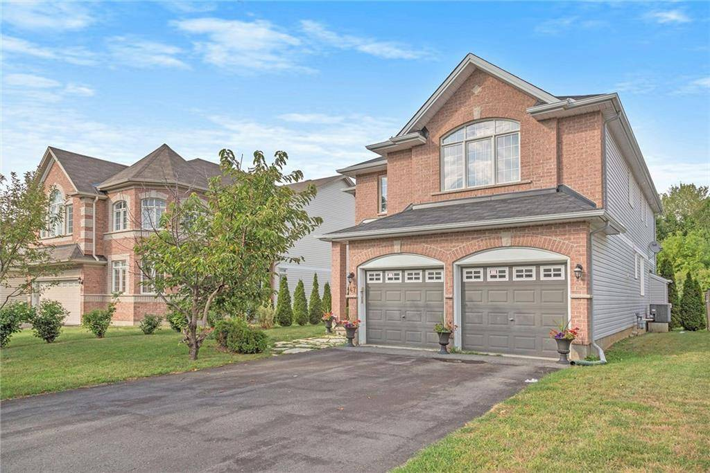House for sale at 47 Catterick Cres Ottawa Ontario - MLS: 1165175