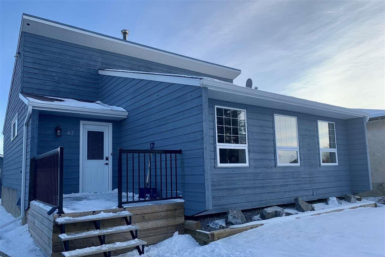 House for sale at 47 Cavanagh Cr Stony Plain Alberta - MLS: E4215866