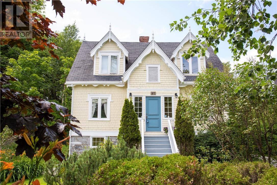 House for sale at 47 Cedar Grove Cres Saint John New Brunswick - MLS: NB019054