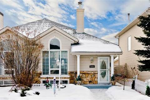 Townhouse for sale at 47 Chaparral Ridge Dr Southeast Calgary Alberta - MLS: C4287096