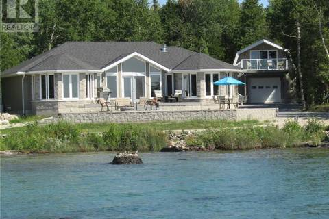 House for sale at 47 China Cove Rd Tobermory Ontario - MLS: 187344