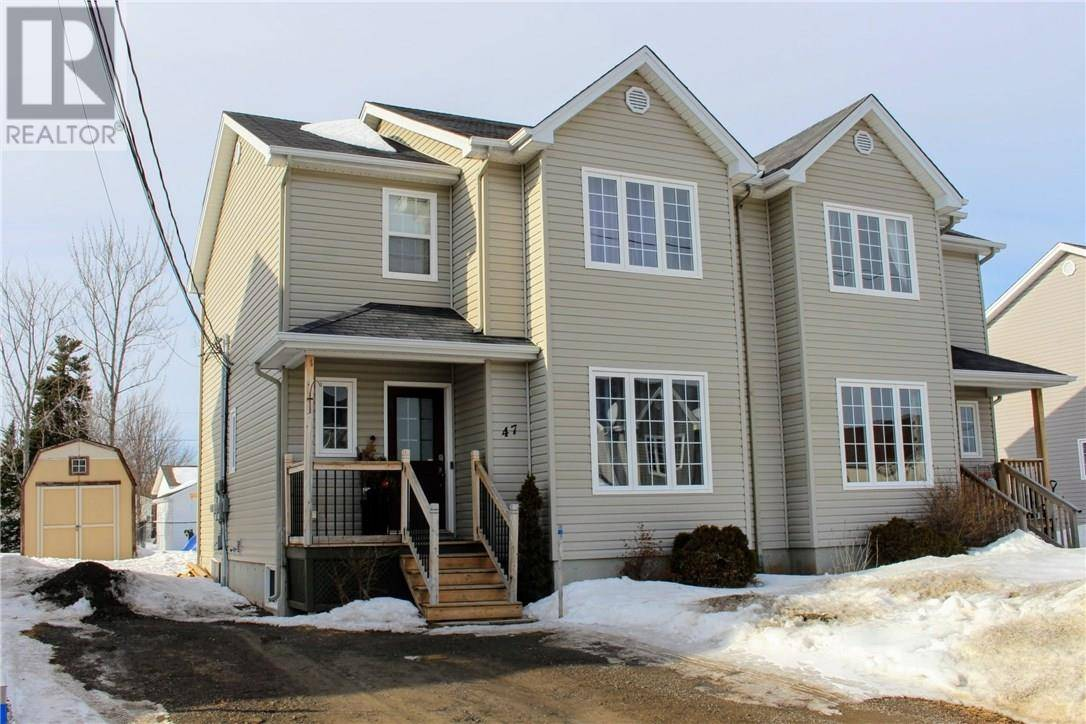 House for sale at 47 Christopher Cres Moncton New Brunswick - MLS: M127640
