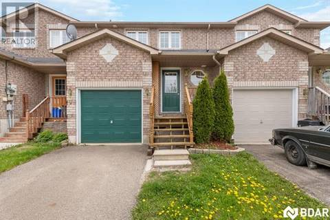 Townhouse for sale at 47 Coronation Pw Barrie Ontario - MLS: 30737314
