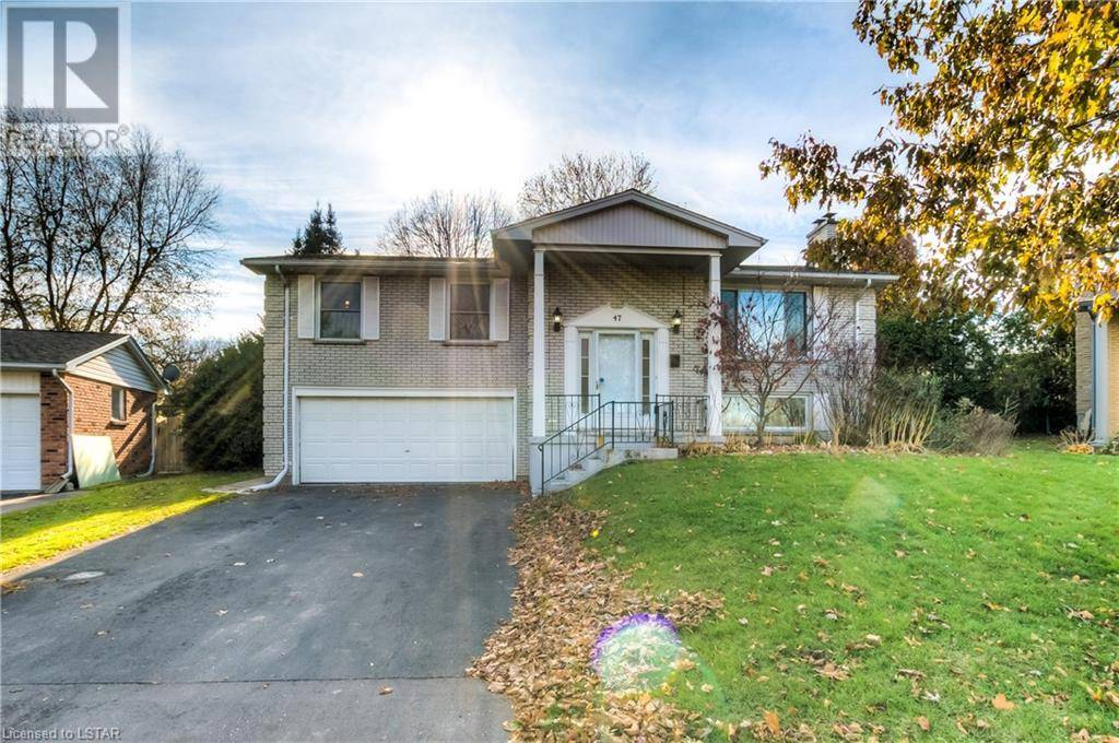 House for sale at 47 Cowan Ave London Ontario - MLS: 235069