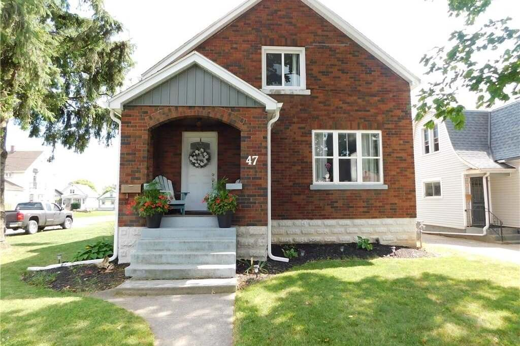 House for sale at 47 Cross St Port Colborne Ontario - MLS: 30827881