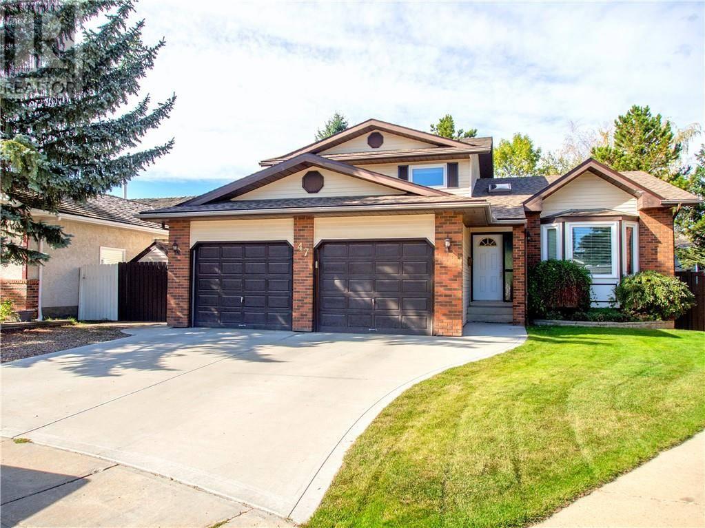 House for sale at 47 Diamond Street Cs Red Deer Alberta - MLS: ca0191479