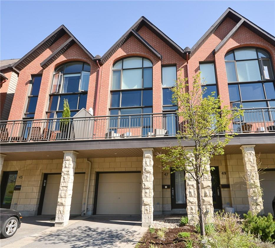For Rent: 47 Drouin Avenue, Ottawa, ON | 2 Bed, 3 Bath Townhouse for $2,700. See 24 photos!
