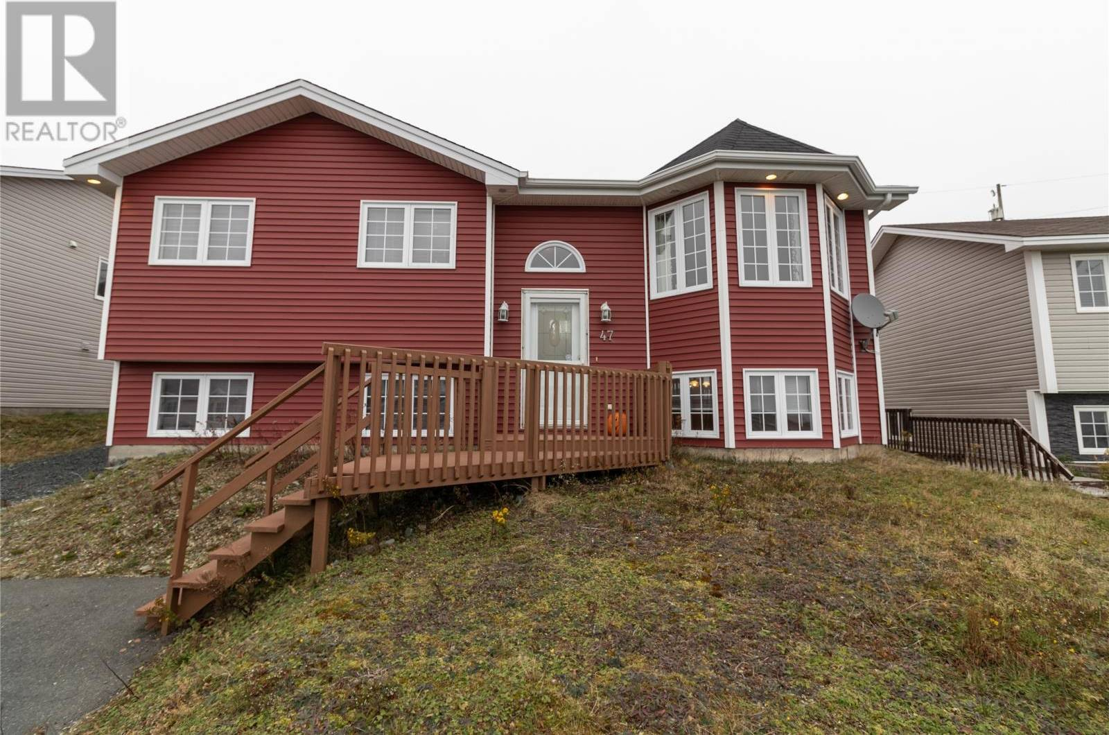 House for sale at 47 Dunluce Cres Mt. Pearl Newfoundland - MLS: 1207124