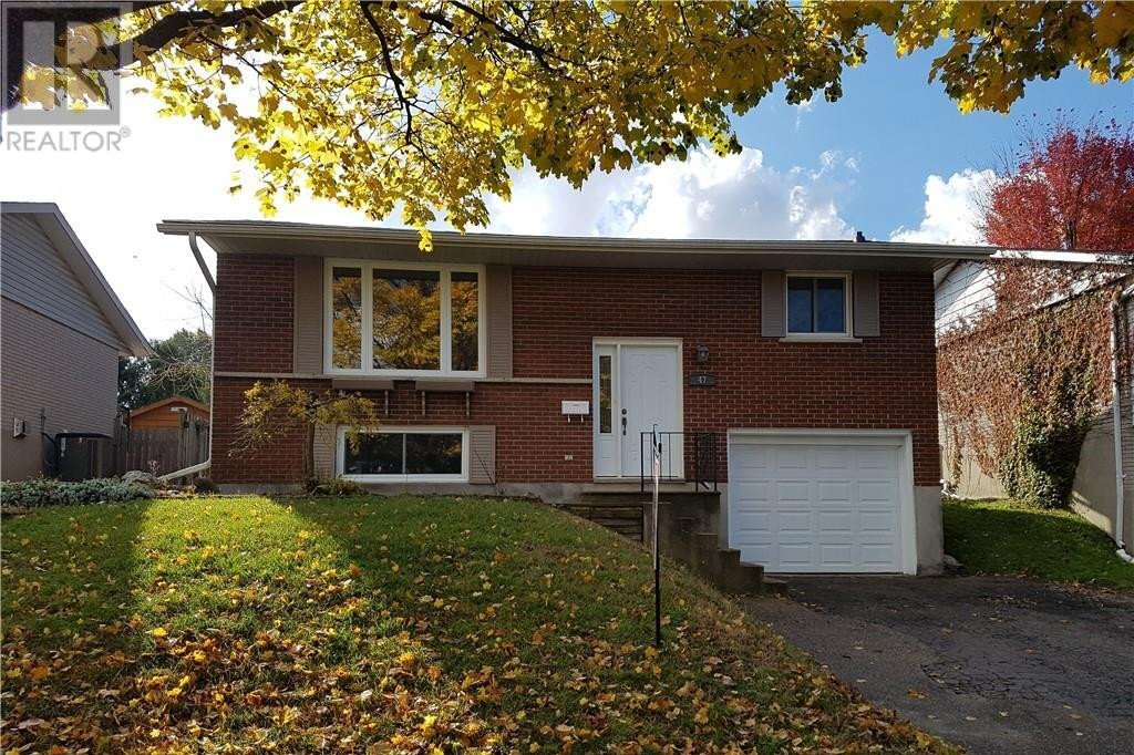 House for sale at 47 Dunsmere Dr Kitchener Ontario - MLS: 40036028