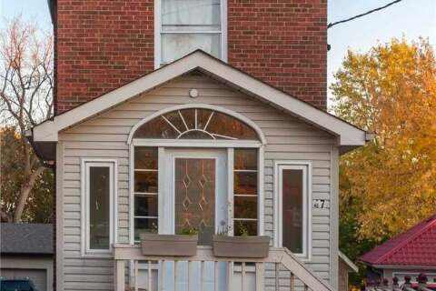 House for rent at 47 Dynevor Rd Toronto Ontario - MLS: W4844870
