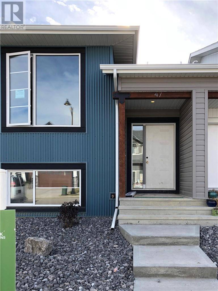 Townhouse for sale at 47 Ellington Cres Red Deer Alberta - MLS: ca0181090