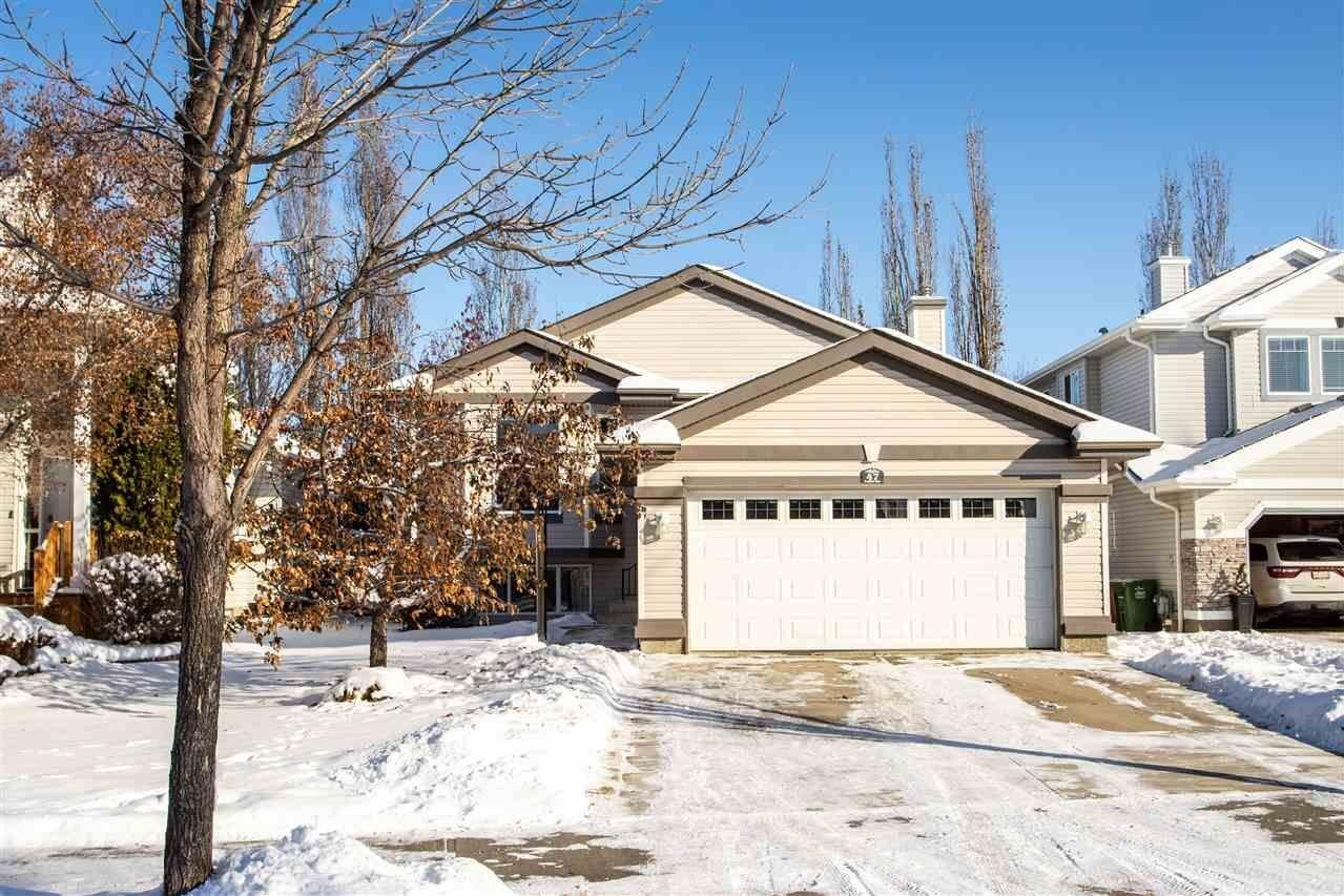 House for sale at 47 English Wy St. Albert Alberta - MLS: E4220889