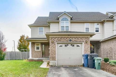 Townhouse for sale at 47 Eugene Dr Guelph Ontario - MLS: X4954139