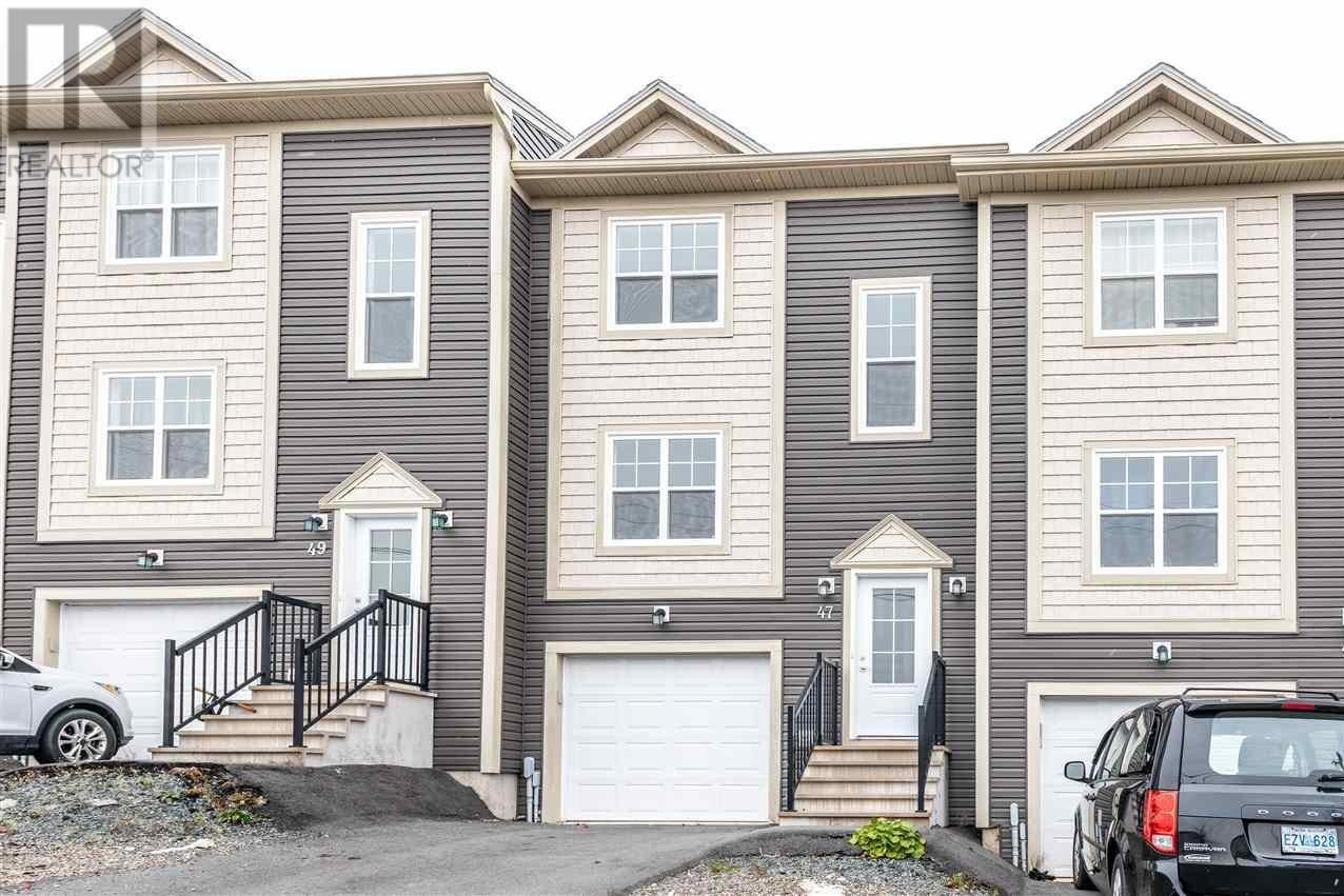 Townhouse for sale at 47 Fescue Ct Middle Sackville Nova Scotia - MLS: 202019859