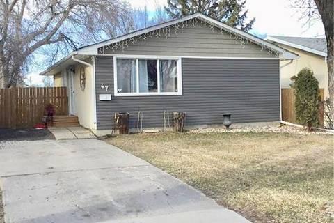 House for sale at 47 Forsyth Cres Regina Saskatchewan - MLS: SK766745