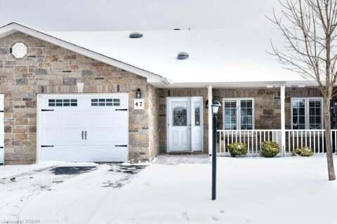 Townhouse for sale at 47 Garden Grove Cres Wasaga Beach Ontario - MLS: 242993
