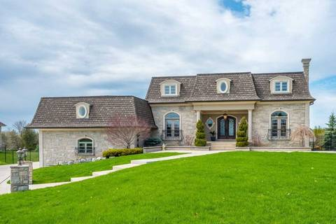 House for sale at 47 Golfview Blvd Bradford West Gwillimbury Ontario - MLS: N4460532