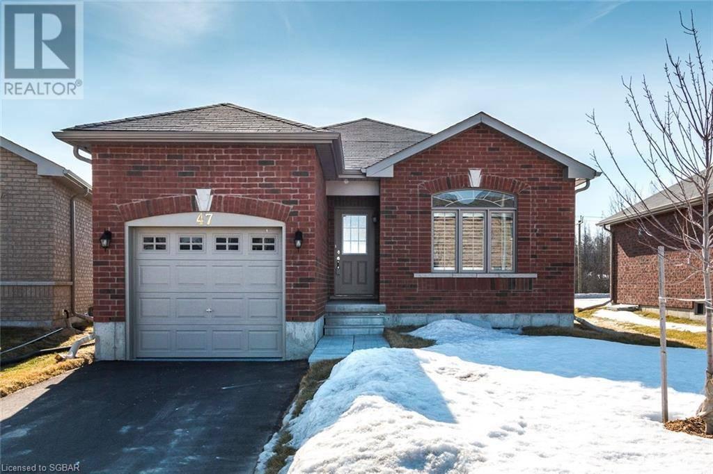 House for sale at 47 Hatton Dr Penetanguishene Ontario - MLS: 251154