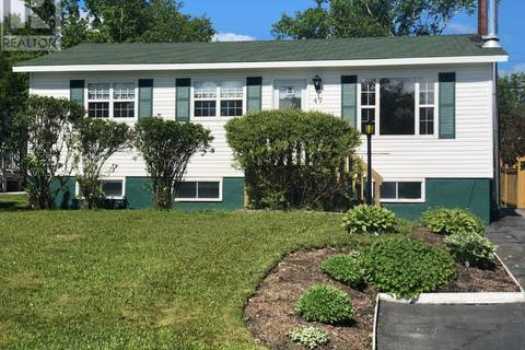 House for sale at 47 Heath Cres Gander Newfoundland - MLS: 1192790