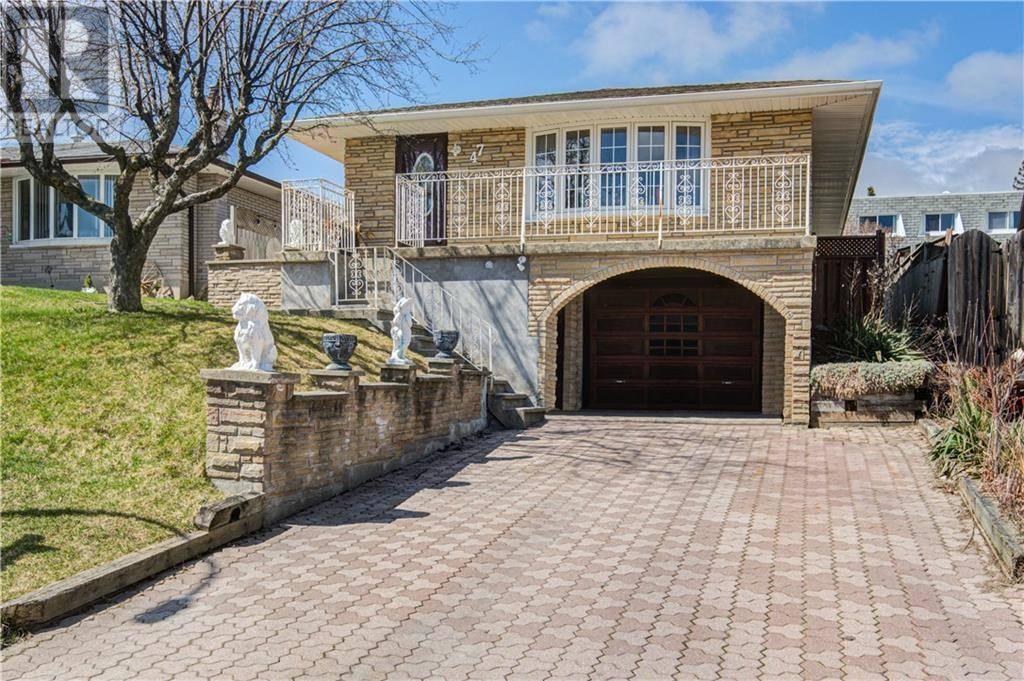 House for sale at 47 Hillsborough Cres Kitchener Ontario - MLS: 30799591