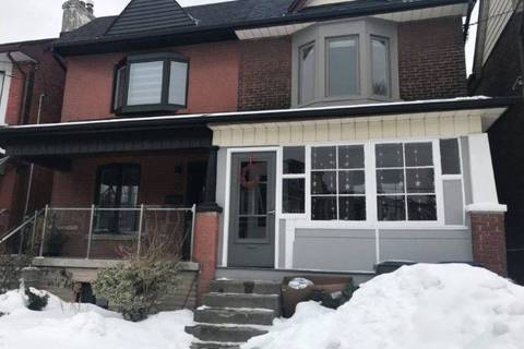 Townhouse for rent at 47 Hounslow Heath Rd Toronto Ontario - MLS: W4492030