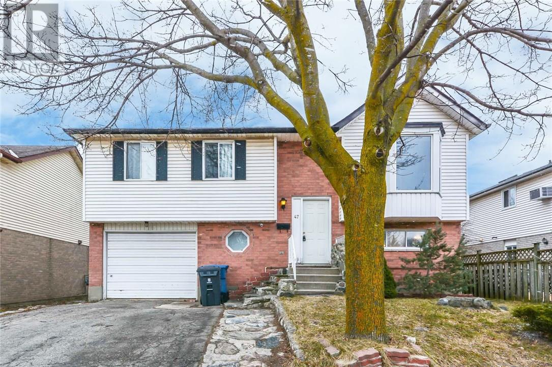 Sold: 47 Ironwood Road, Guelph, ON