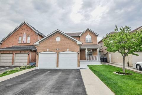 House for sale at 47 Jack Rabbit Cres Brampton Ontario - MLS: W4460663