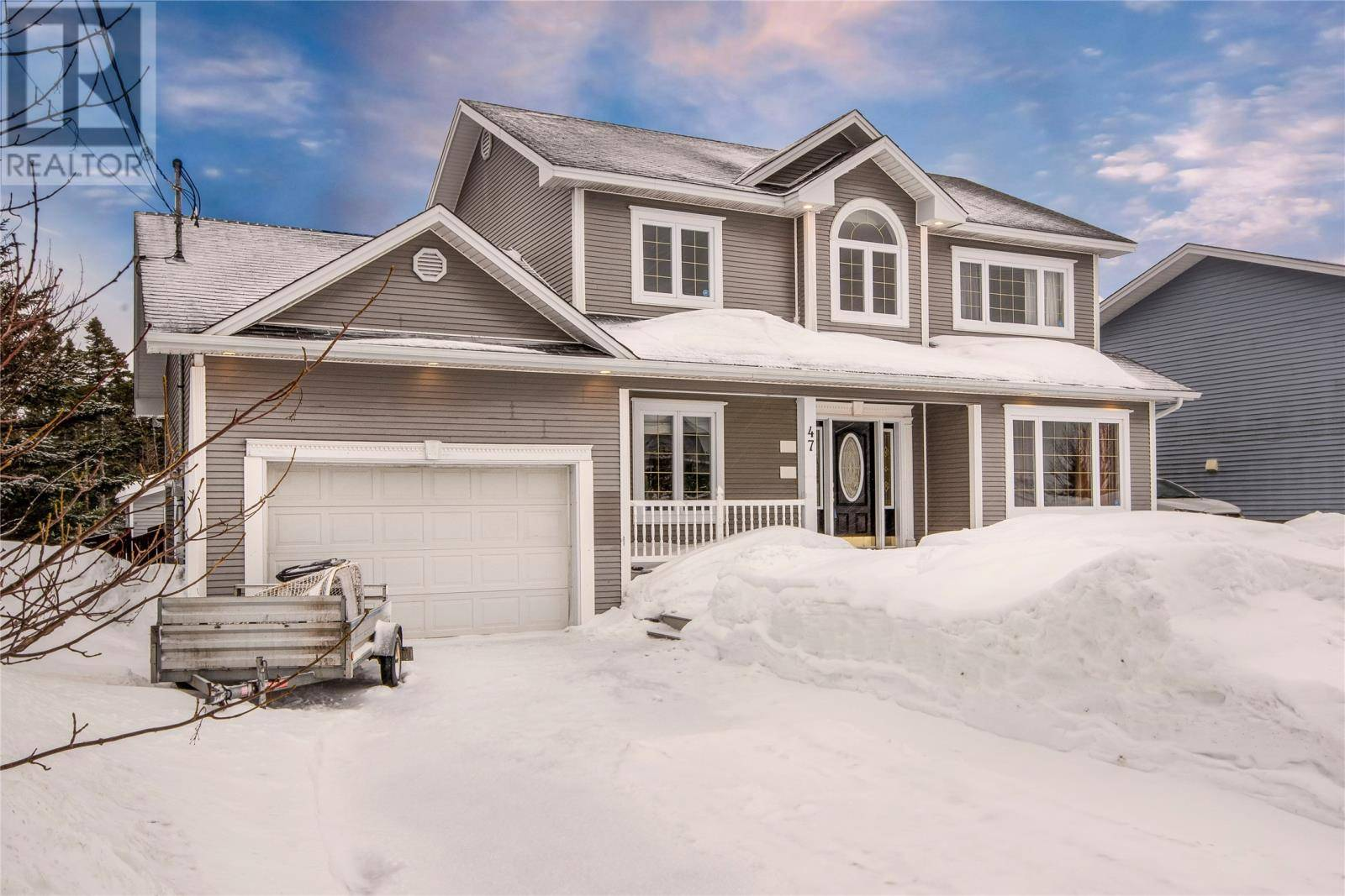 House for sale at 47 Jenny Lynn Dr Portugal Cove-st. Philip's Newfoundland - MLS: 1210171