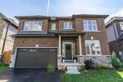House for sale at 47 Kaufman Dr Hamilton Ontario - MLS: X4866931