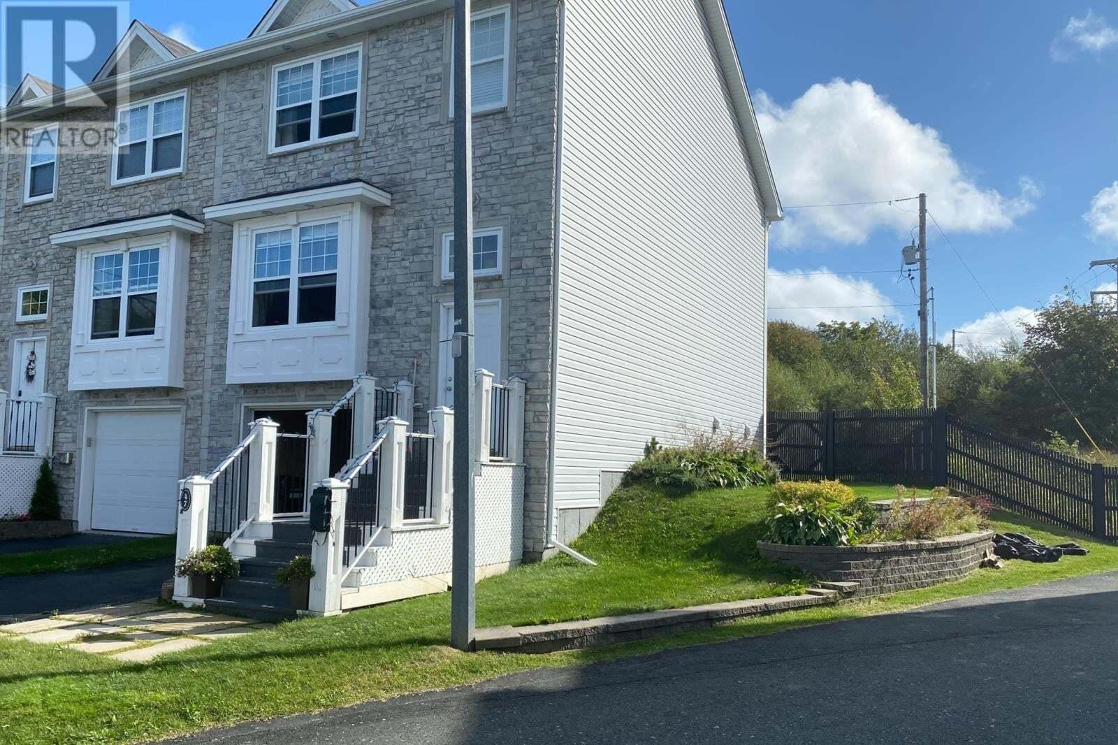 House for sale at 47 King Edward Pl St.john's Newfoundland - MLS: 1221919