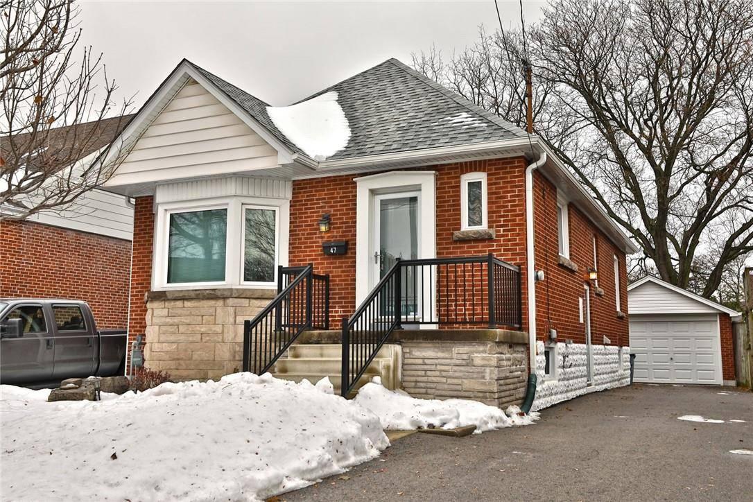 House for sale at 47 Knyvet Ave Hamilton Ontario - MLS: H4068215