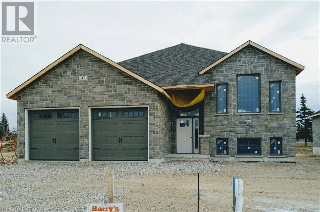 House for sale at 47 Lakefield Dr Kincardine Ontario - MLS: 232396