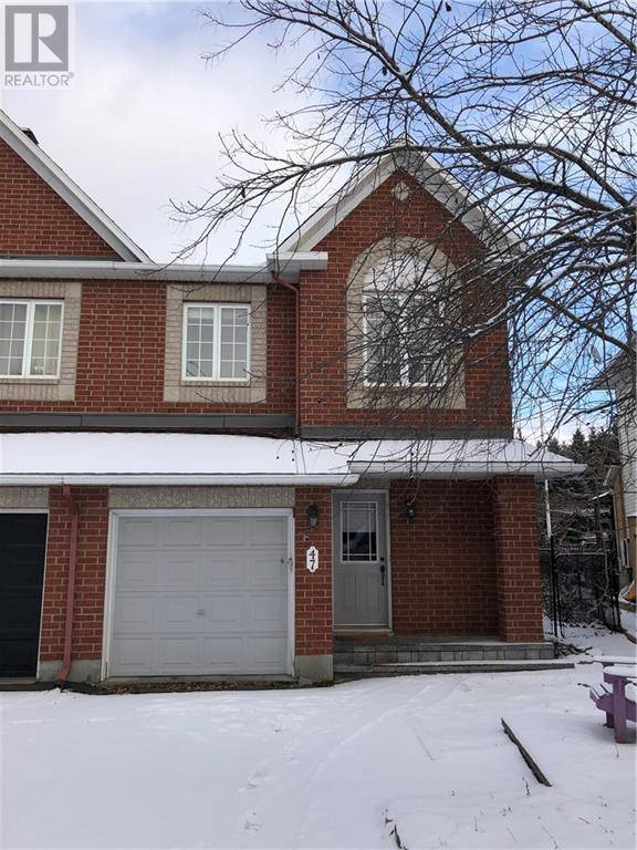 House for rent at 47 Landover Cres Ottawa Ontario - MLS: 1171310