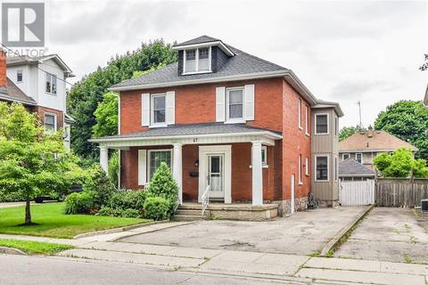 House for sale at 47 Lincoln Ave Cambridge Ontario - MLS: 30748873