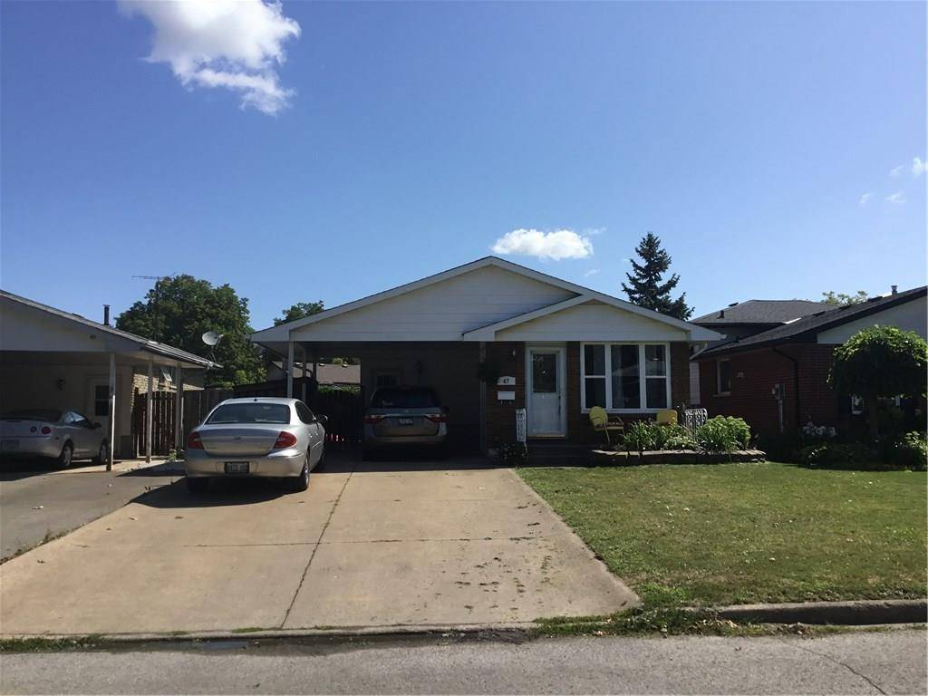 House for sale at 47 Loraine Dr St. Catharines Ontario - MLS: 30755598