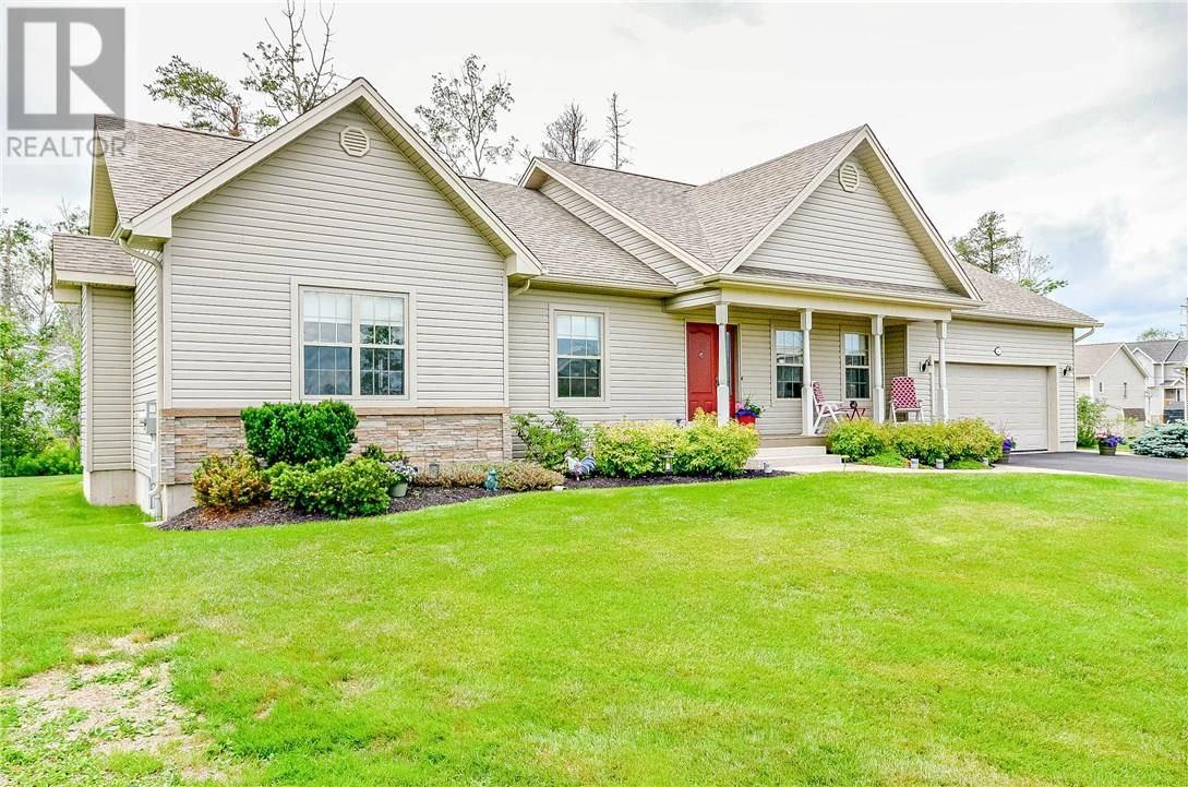 House for sale at 47 Lori-lynn Ct Moncton New Brunswick - MLS: M122747